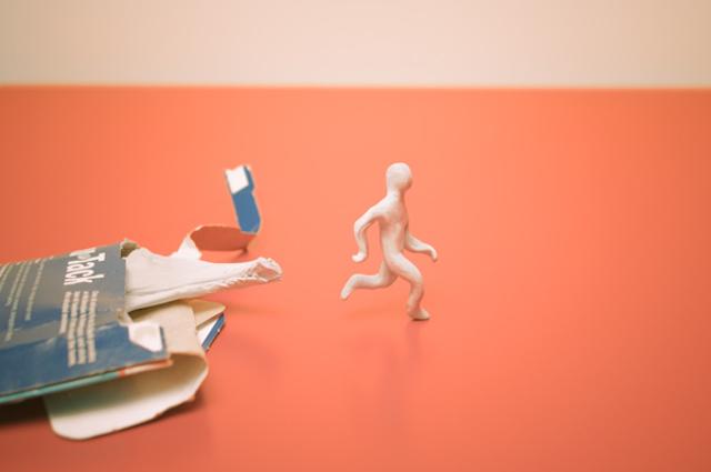 Забавное превращение предметов повседневного пользования в искусство3