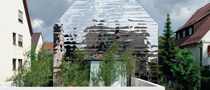 Зеркальный дом Бернда Зиммерманна
