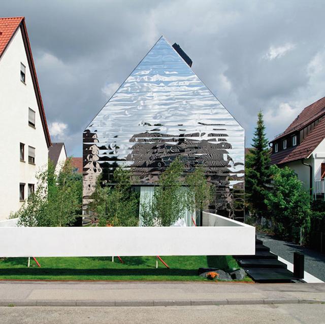 Зеркальный домBernd Zimmermann12