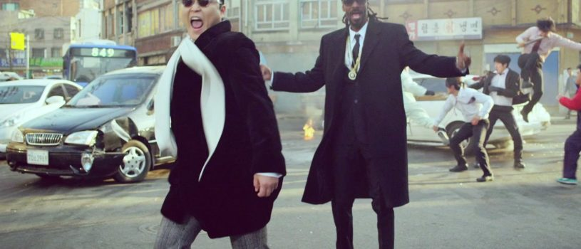 HANGOVER —  PSY feat. Snoop Dogg