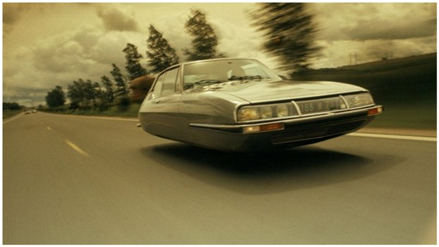 Летающие автомобили на фотографиях Джекоба Мунхаммара