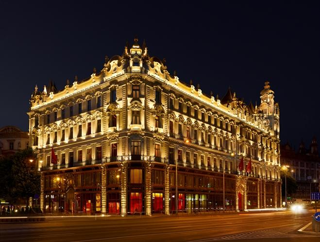 Отель Buddha-Bar Budapest Klotild Palace. Будапешт.