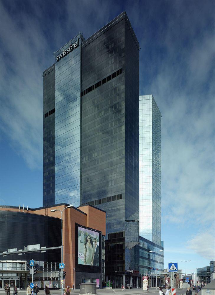 Отель Swissotel Tallinn. Таллин.
