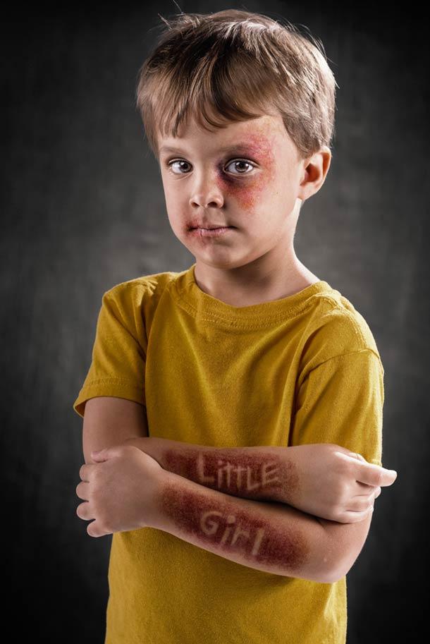 Превращение словесного унижения в физическую боль4