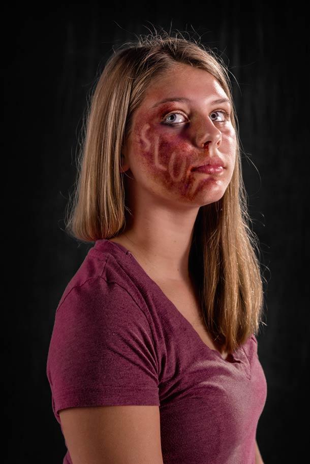 Превращение словесного унижения в физическую боль5