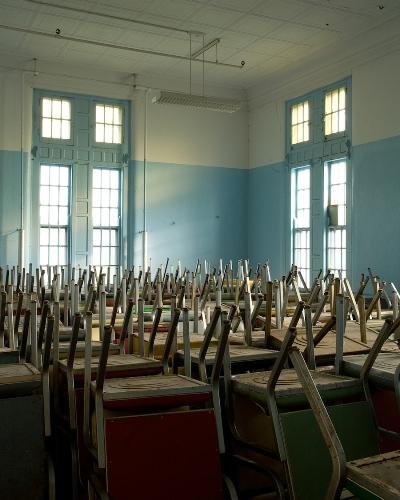 Американские психиатрические больницы на фотографиях Jeremy Harris 2