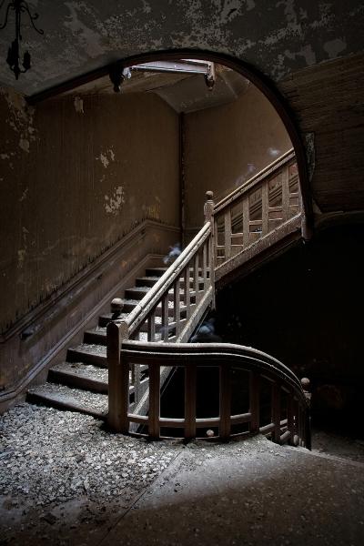Американские психиатрические больницы на фотографиях Jeremy Harris 6
