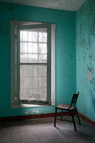 Американские психиатрические больницы на фотографиях Jeremy Harris 9
