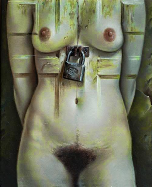 Фантастический реализм художника Альберто Панкорбо 12