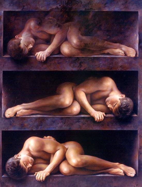 Фантастический реализм художника Альберто Панкорбо 18