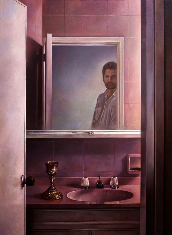 Фантастический реализм художника Альберто Панкорбо 37