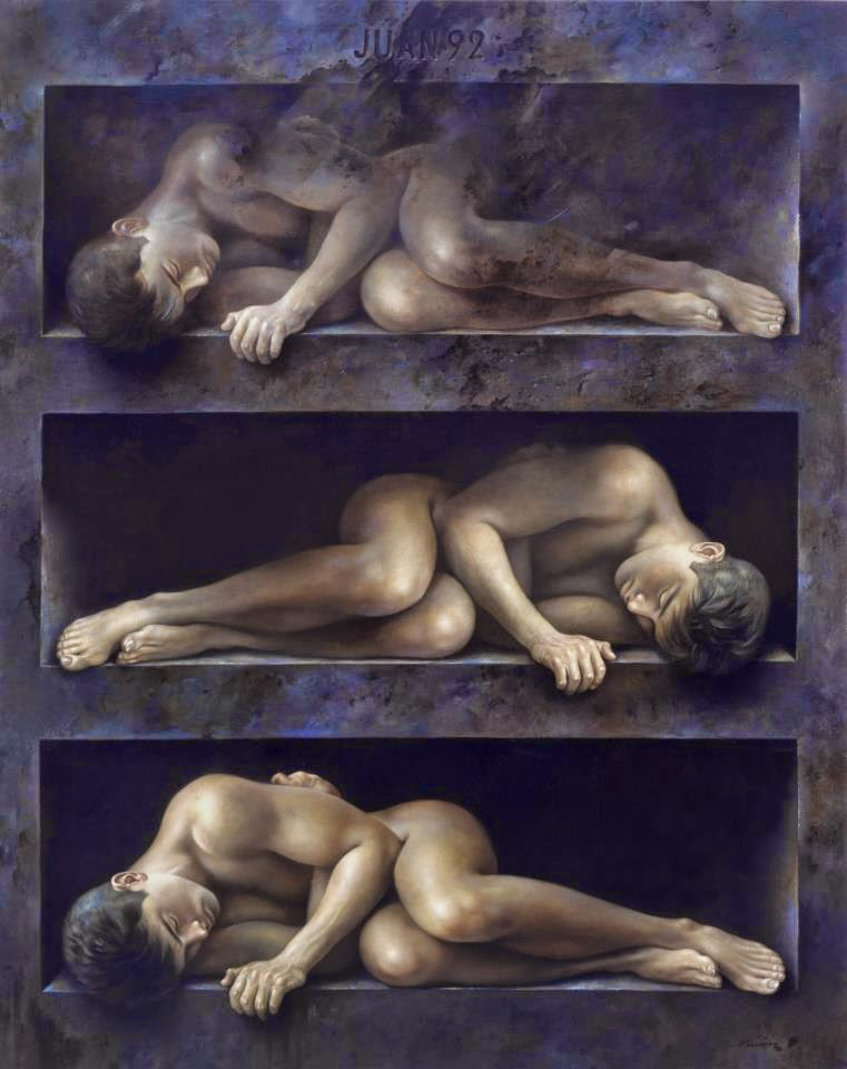 Фантастический реализм художника Альберто Панкорбо 46