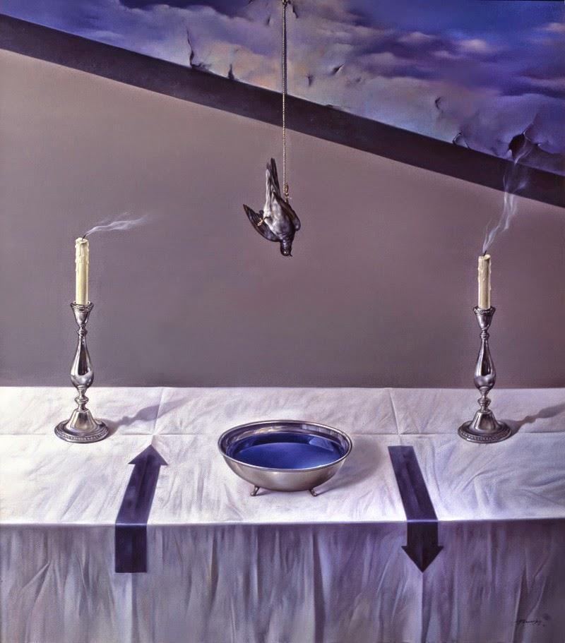 Фантастический реализм художника Альберто Панкорбо 61