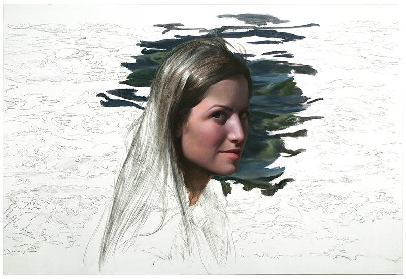 Фотореалистичные картины женщин от Yigal Ozeri  1