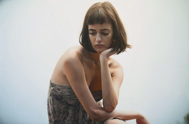 Фотореалистичные картины женщин от Yigal Ozeri  10