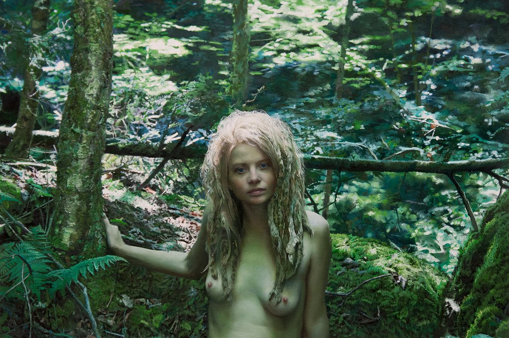 Фотореалистичные картины женщин от Yigal Ozeri  13