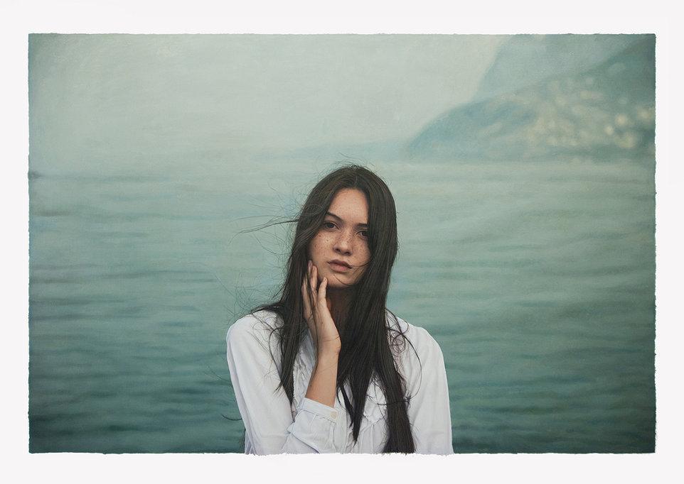 Фотореалистичные картины женщин от Yigal Ozeri  4