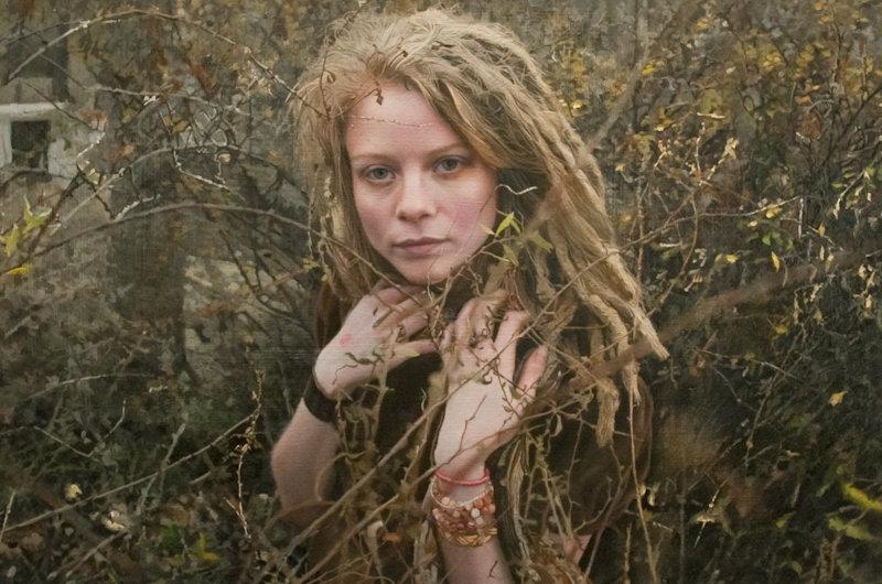 Фотореалистичные картины женщин от Yigal Ozeri  5
