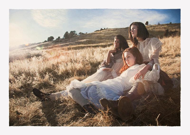 Фотореалистичные картины женщин от Yigal Ozeri  7
