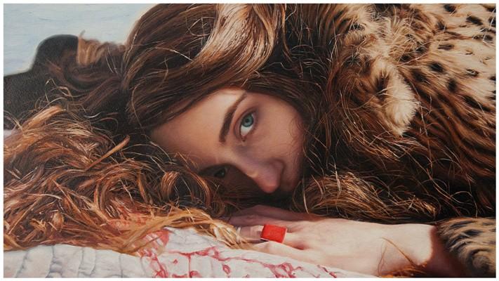 Фотореалистичные картины женщин от Yigal Ozeri