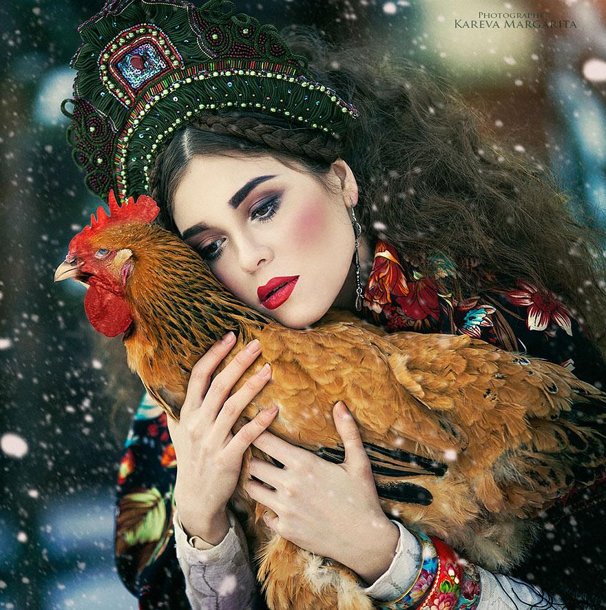 Ожившая сказка на фотографиях Маргариты Каревой 1