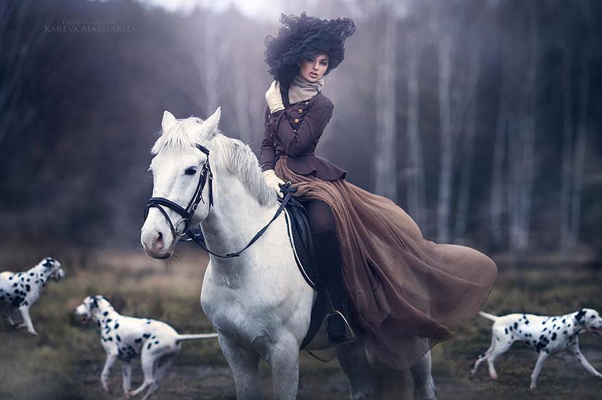 Ожившая сказка на фотографиях Маргариты Каревой 10