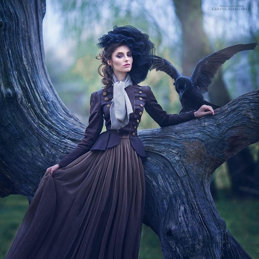 Ожившая сказка на фотографиях Маргариты Каревой 14