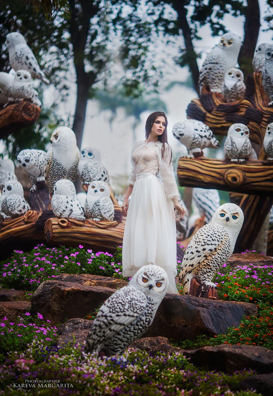 Ожившая сказка на фотографиях Маргариты Каревой 15