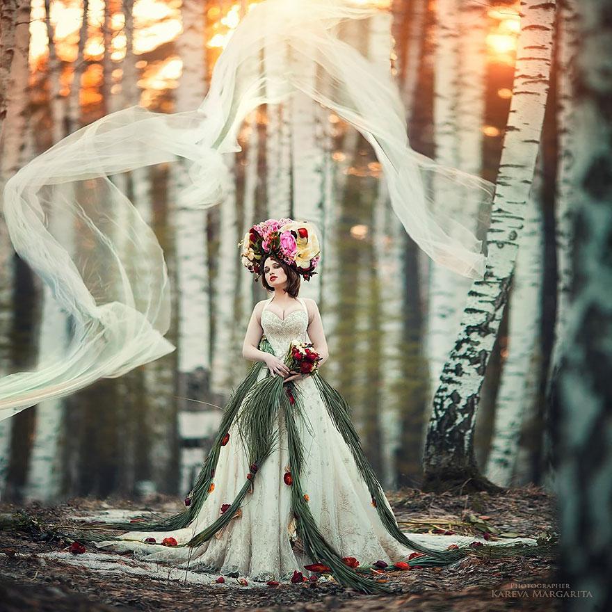 Ожившая сказка на фотографиях Маргариты Каревой 16