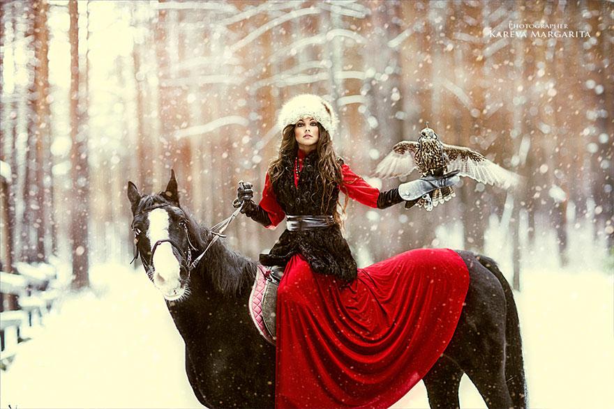 Ожившая сказка на фотографиях Маргариты Каревой 17
