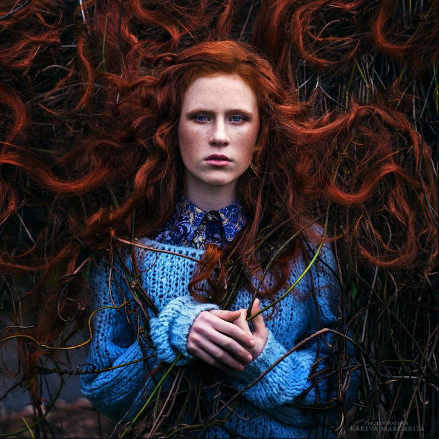 Ожившая сказка на фотографиях Маргариты Каревой 19