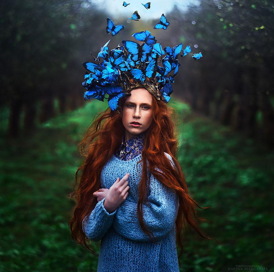 Ожившая сказка на фотографиях Маргариты Каревой 21
