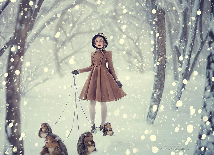 Ожившая сказка на фотографиях Маргариты Каревой 3