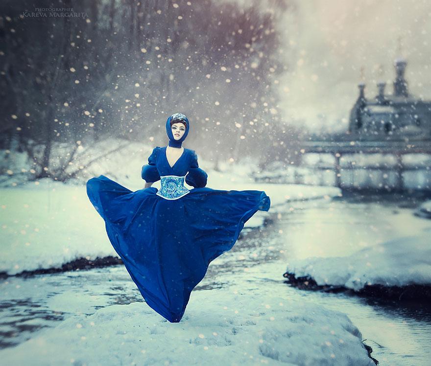 Ожившая сказка на фотографиях Маргариты Каревой 5