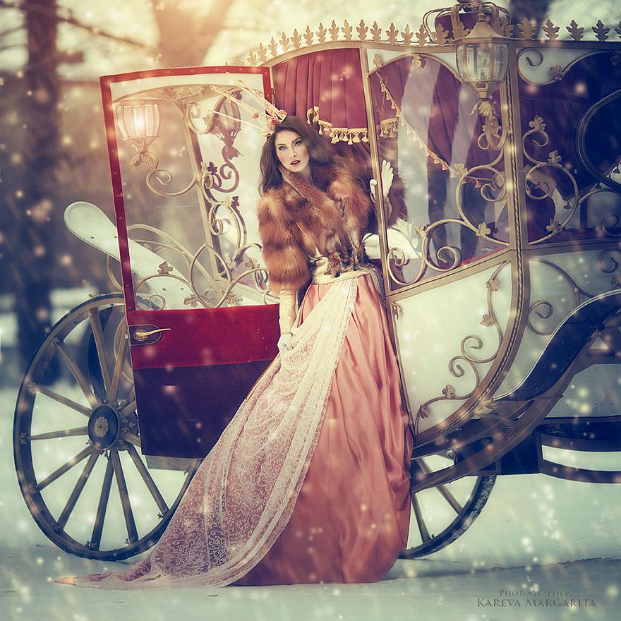 Ожившая сказка на фотографиях Маргариты Каревой 7