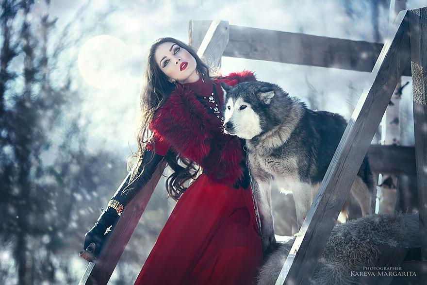 Ожившая сказка на фотографиях Маргариты Каревой 8