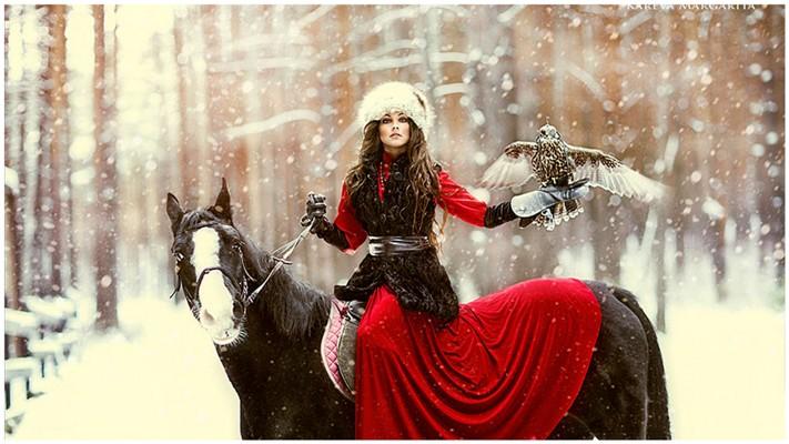 Ожившая сказка на фотографиях Маргариты Каревой