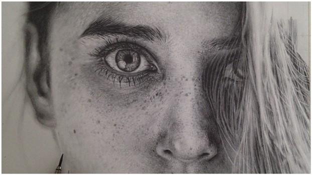 Рисунки Моники Ли