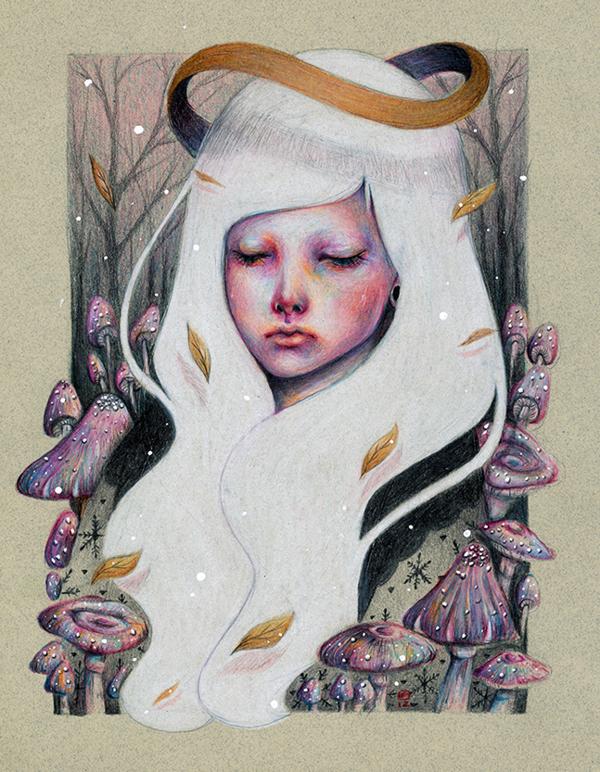 Рисунки Paulette Jo 1