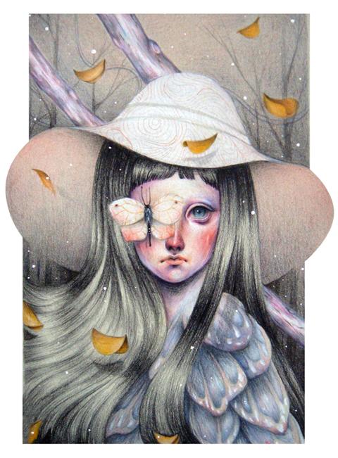 Рисунки Paulette Jo 4