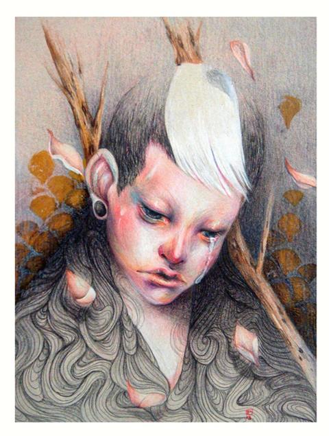 Рисунки Paulette Jo 5