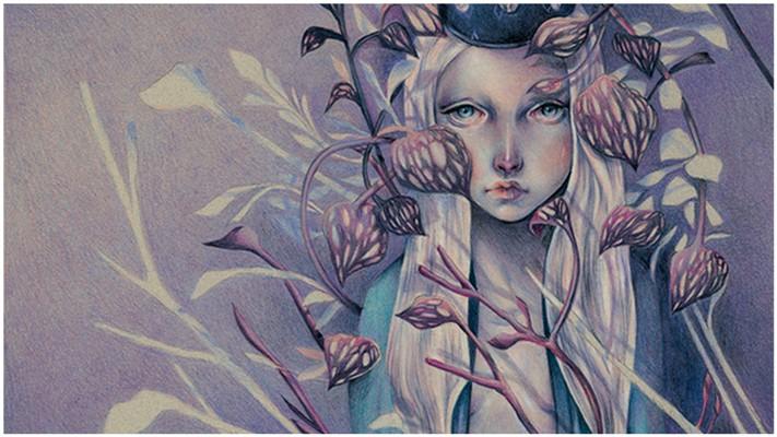Рисунки Paulette Jo