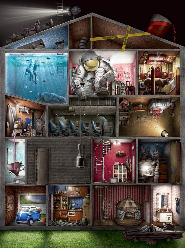 яркий стрит-арт от Nevercrew 15