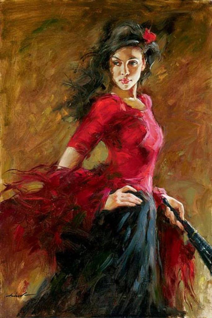 Андрей Атрошенко романтичный художник-импрессионист 13