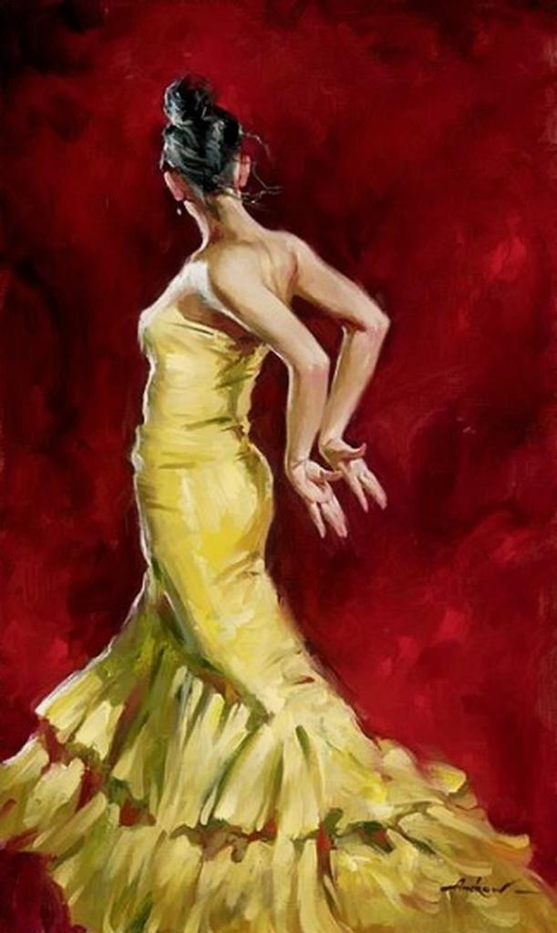 Андрей Атрошенко романтичный художник-импрессионист 23