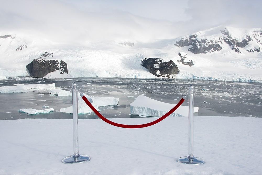 Антарктика глазами Грея Малина 1