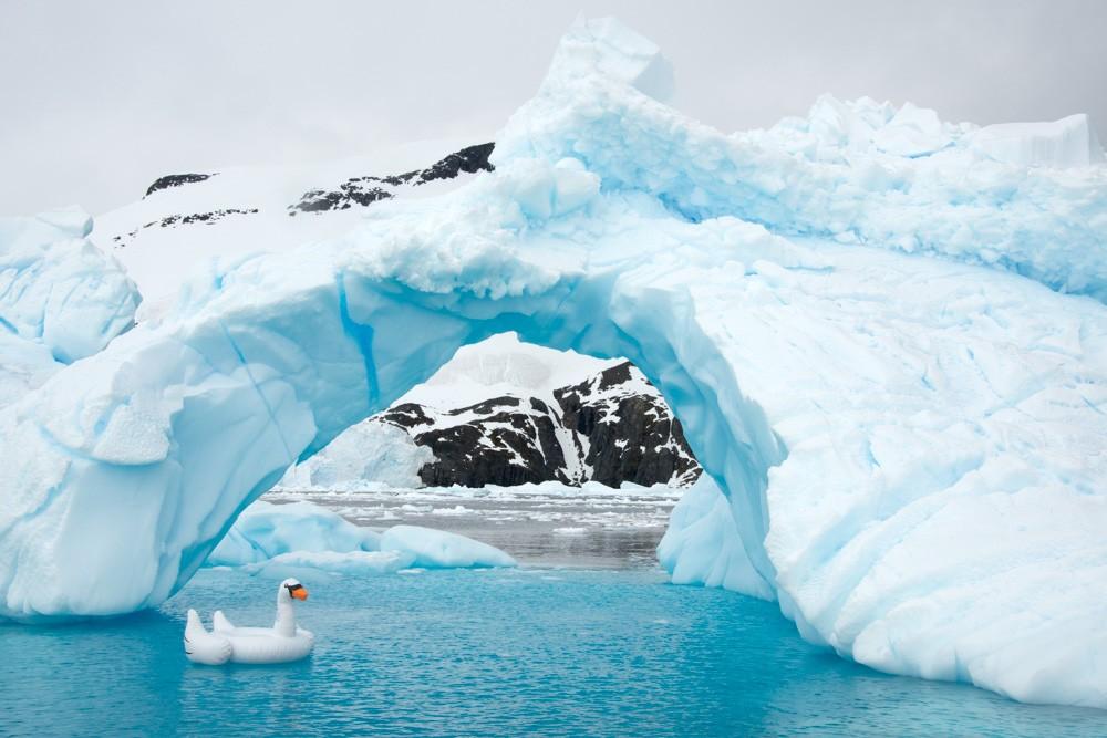Антарктика глазами Грея Малина 2