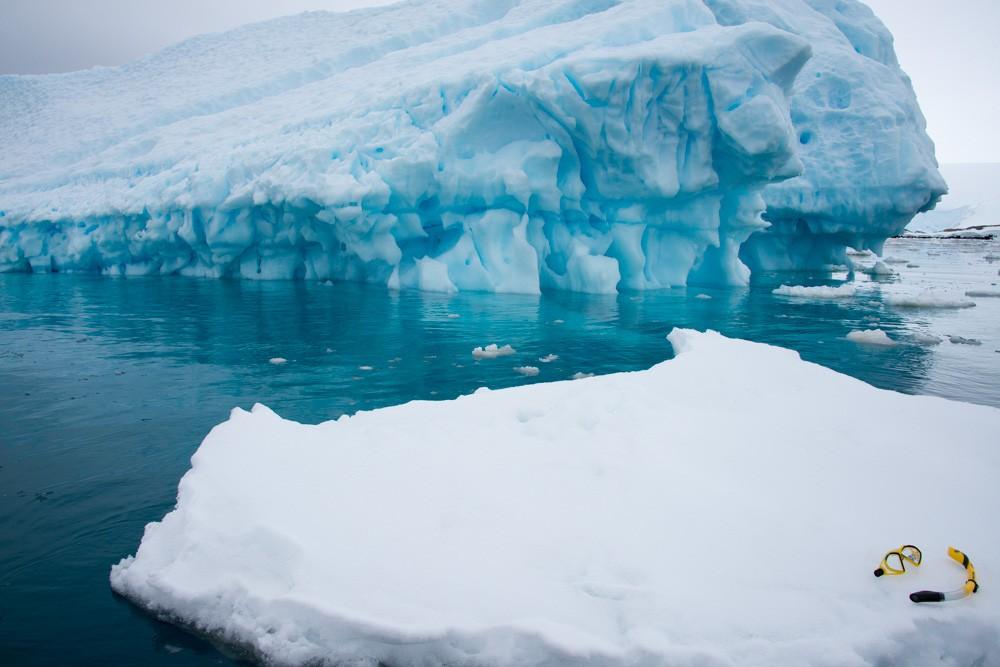 Антарктика глазами Грея Малина 5