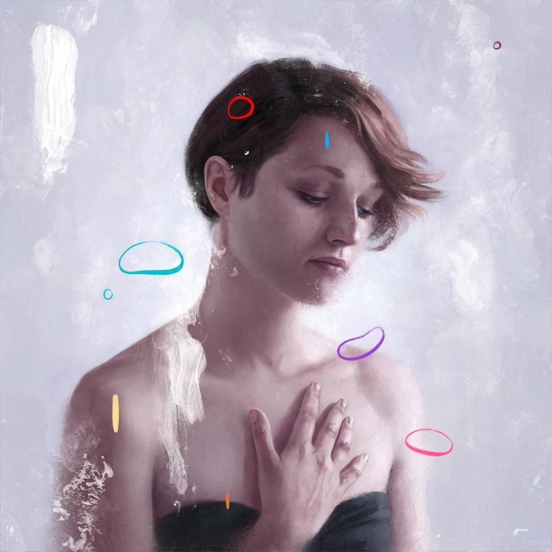 Цифровая живопись Валентина Фишера 2