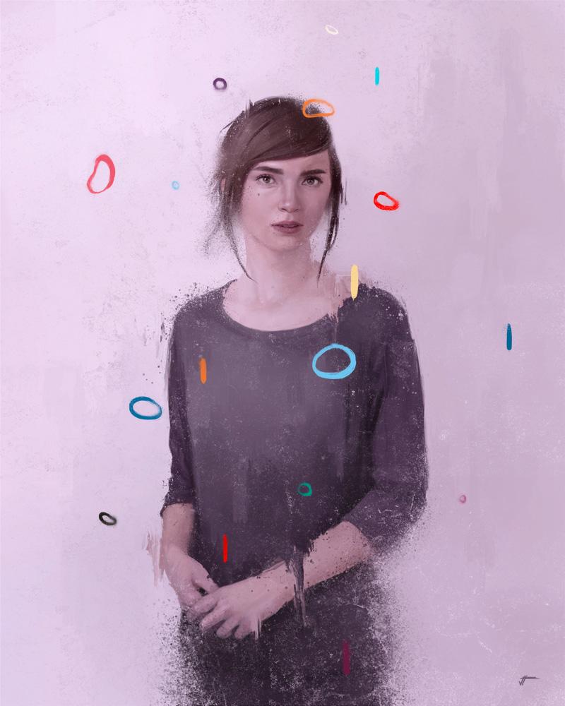 Цифровая живопись Валентина Фишера 4